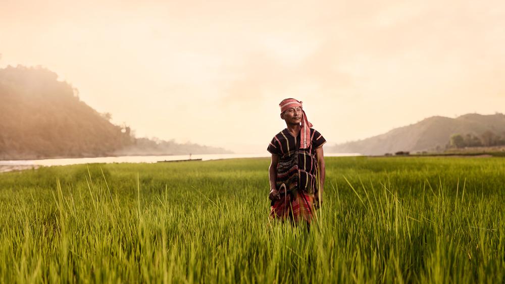 Lai Tu Chin Farmer
