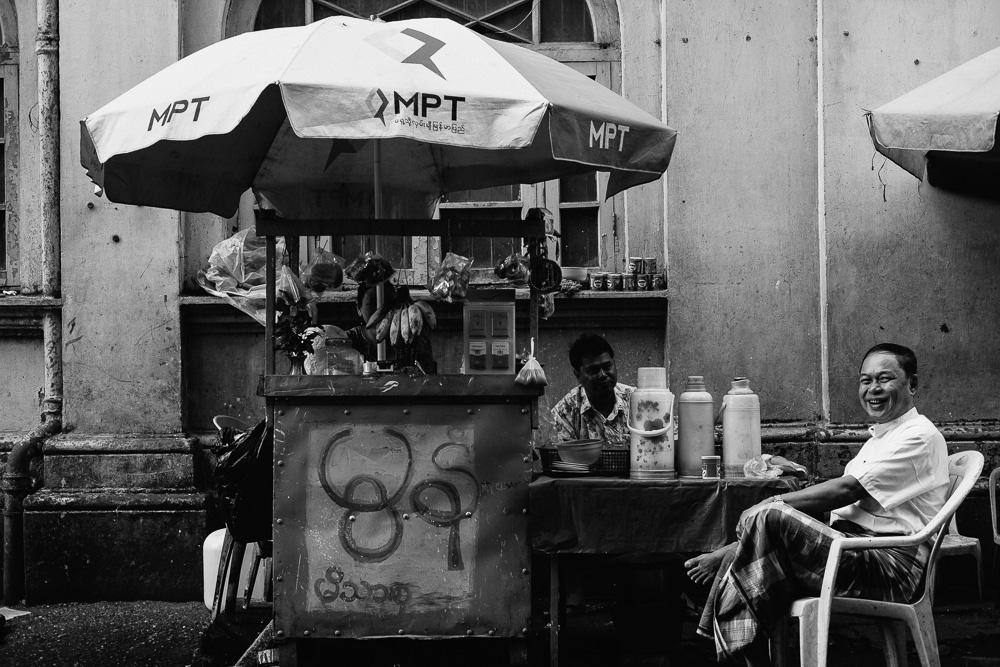 Betel Nut, Yangon Downtown, Myanmar - Photographer