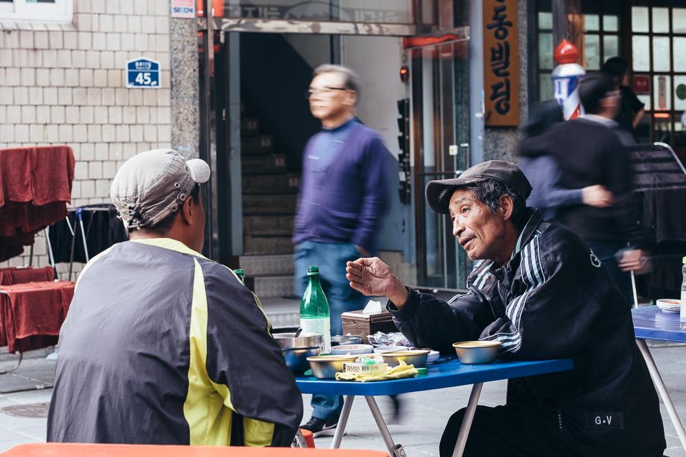 Jongno-3-ga Street Photography