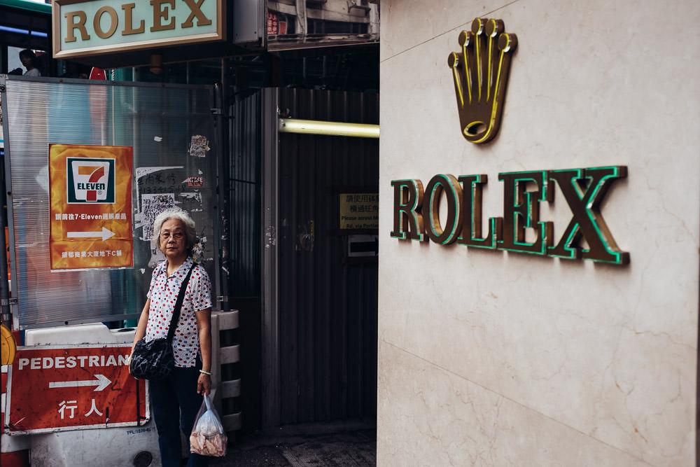 Hong Kong Rolex