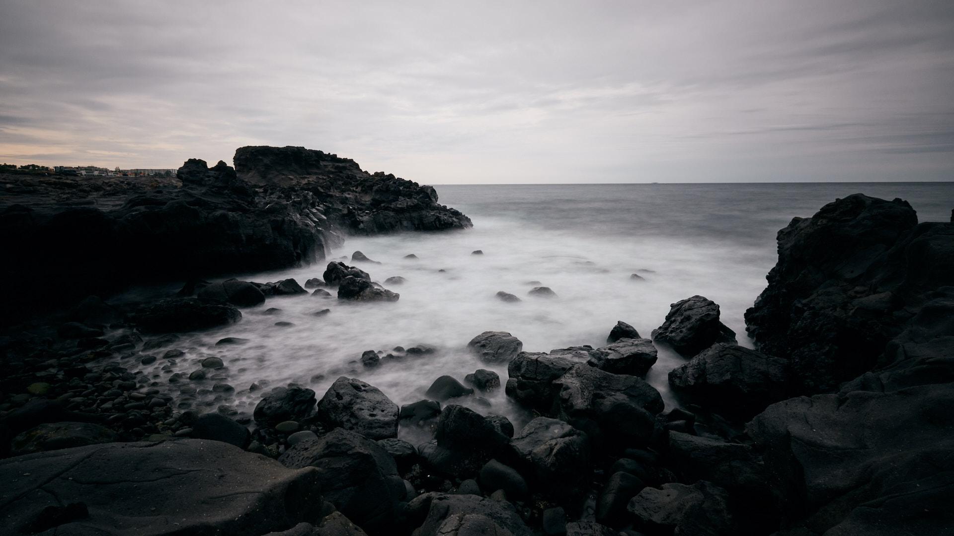 Jeju Island - South Korea - Long Exposure Photography