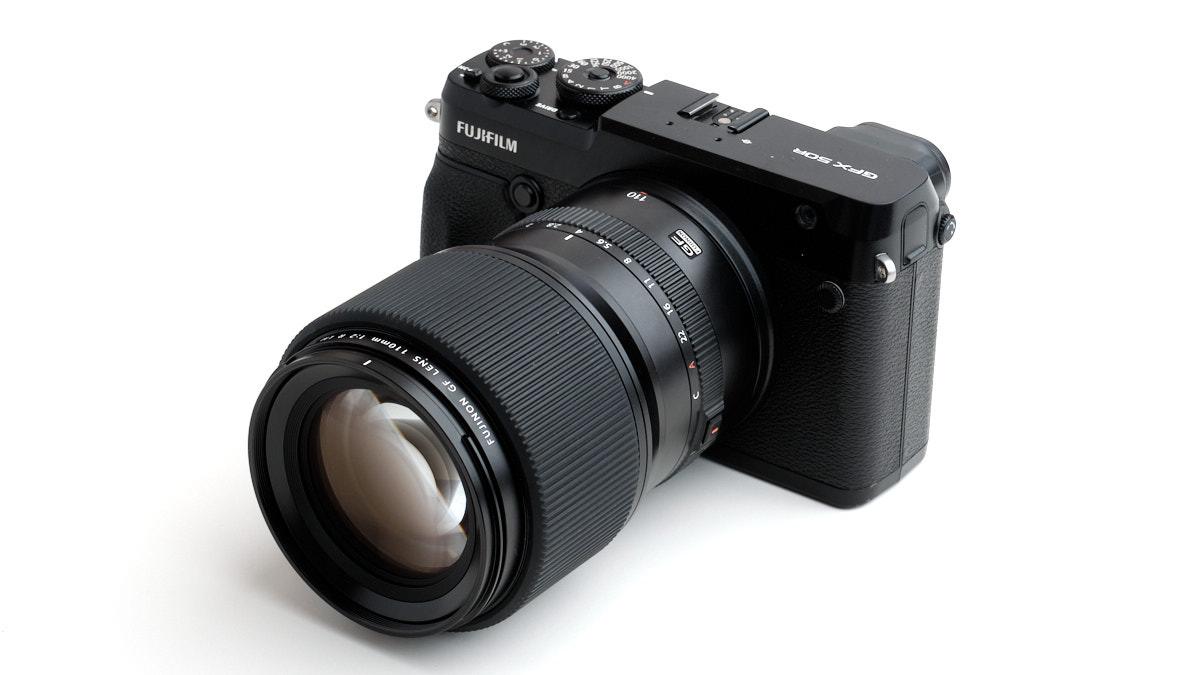 Fujifilm GF 110mm f/2