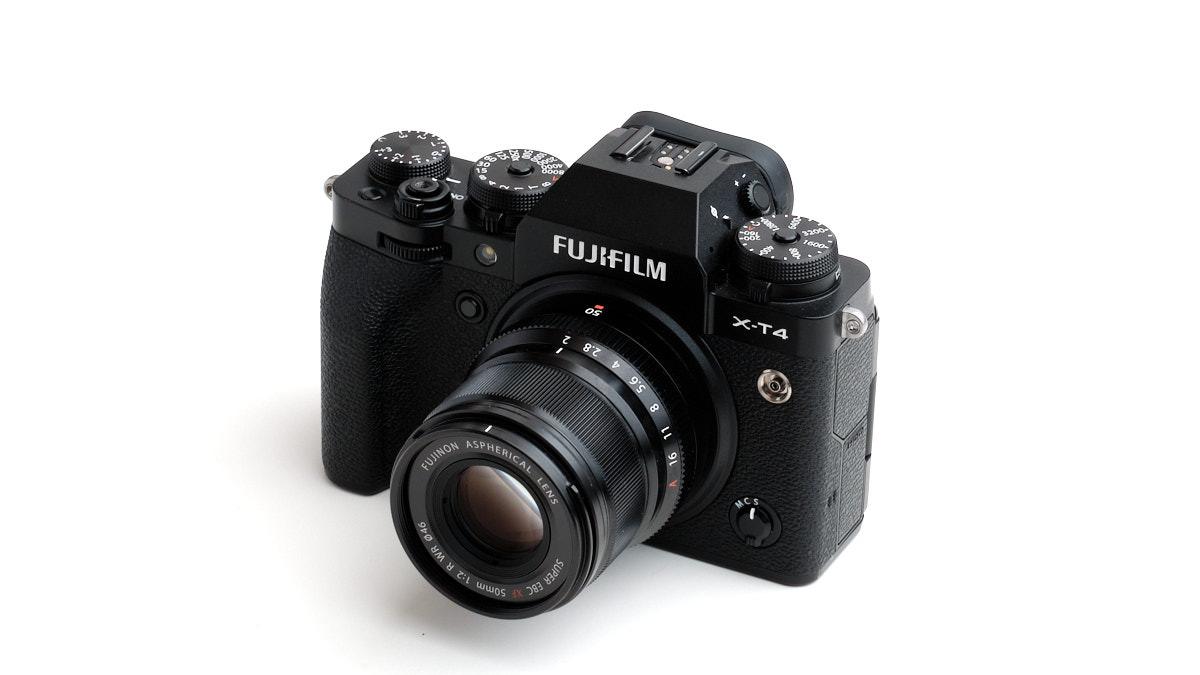 Fujifilm Fujinon XF 50mm f/2