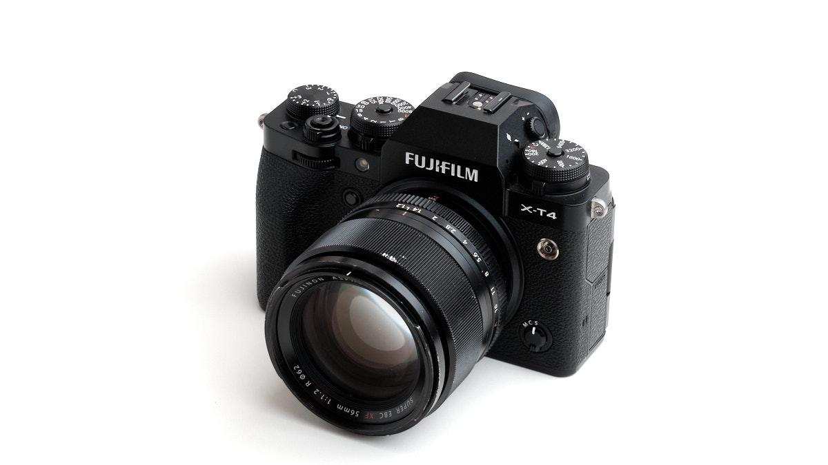 Fujifilm Fujinon XF 56mm f/1.2