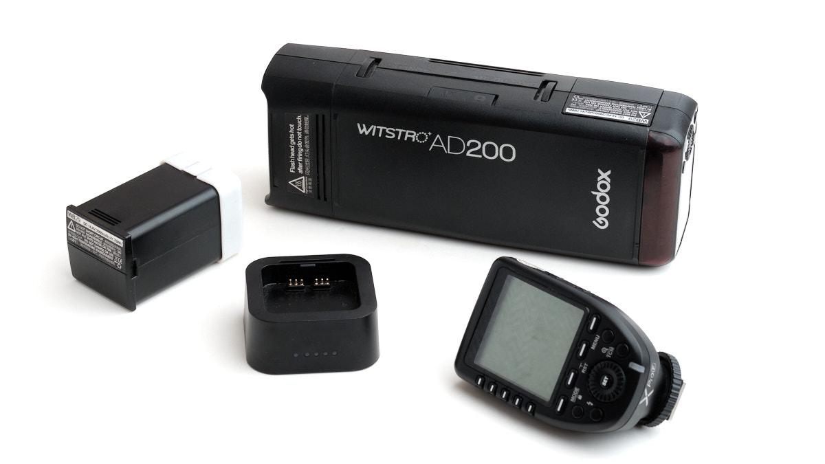 Godox AD200 XPro-F UC-29